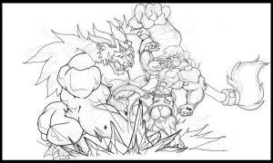 Dibujos de Dragon city