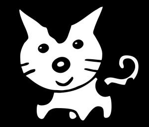 Dibujos de gatos para niños