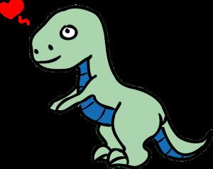 Dinosaurios dibujos animados
