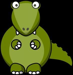 Dinosaurios para dibujar