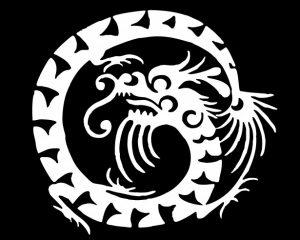 Dragon dibujo infantil