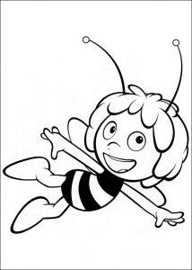 abeja para pintar