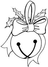 campanas navideñas para dibujar
