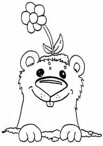 caricatura de topo
