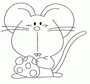 caricaturas de ratones
