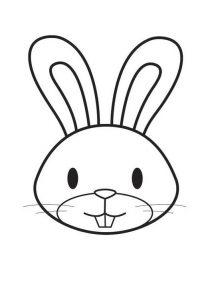 como dibujar un conejo paso a paso