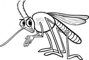 dibujos de insectos para niños