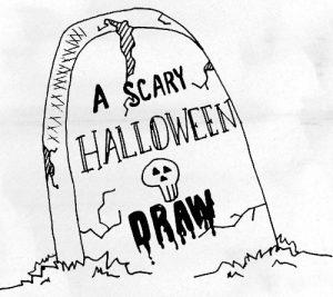dibujos de miedo para niños