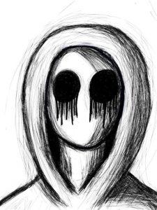 dibujos de terror para dibujar