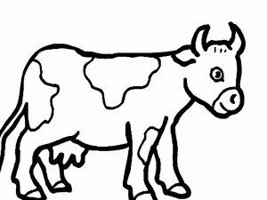 dibujos de vaquitas