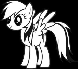 dibujos my little pony