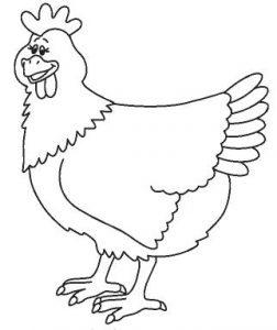 figuras de gallinas