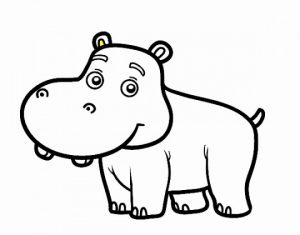 hipopotamo blanco