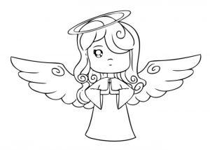 imagenes de angeles bebes
