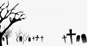imagenes de cementerios animados