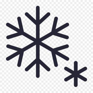 imagenes de copos de nieve para dibujar