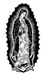 imagenes de la virgen de guadalupe animada