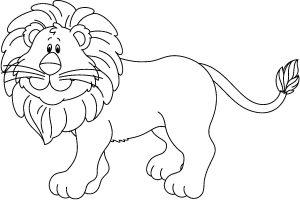 imagenes de leones para dibujar