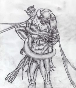 imagenes del demonio