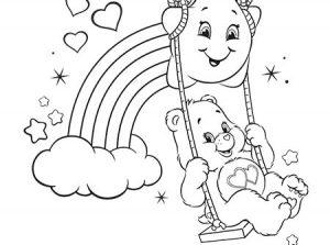 oso de peluche dibujo