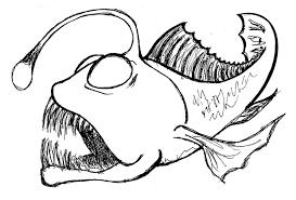 pintar tiburones