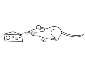 raton dibujo animado