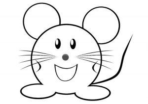 ratoncito dibujo