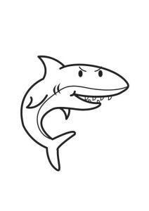 tiburon infantil