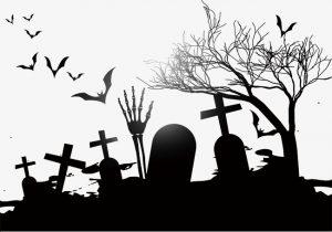 tumbas de halloween