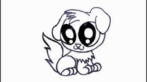 dibujos de perros cachorros