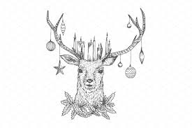 fotos de ciervos para imprimir