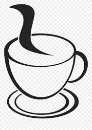 dibujo de un cafe