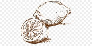 dibujos de comida con caritas