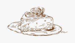 dibujos de comida tierna