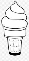dibujar un helado