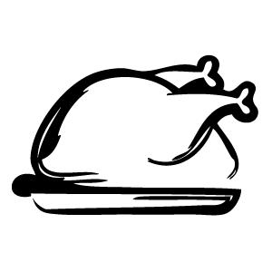 fotos de pollos asados