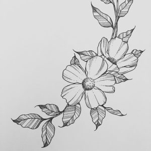 imagenes de flores para imprimir