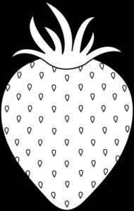 imagenes de fresas animadas