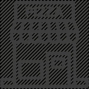 pizzeria dibujo