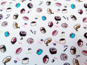 tela sushi