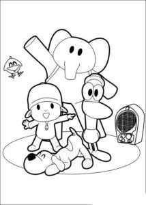 dibujos animados videos