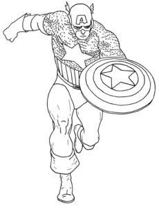 super heroes animados