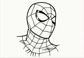 dibujar hombre araña