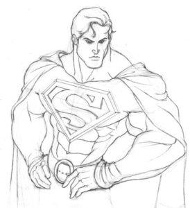 dibujos animados de superman