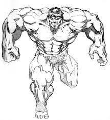 dibujos animados del increíble hulk