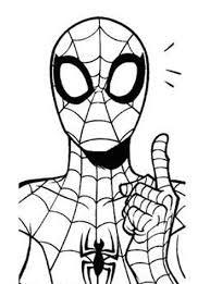 dibujos del hombre arana