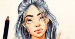 dibujos kawaii de personajes de disney