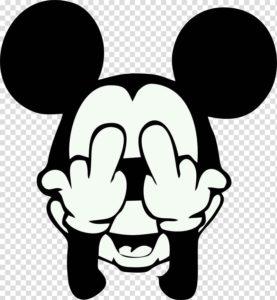 imagenes de mickey mouse y mimi
