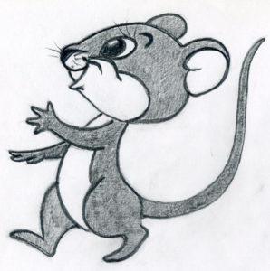 personajes de caricaturas para colorear
