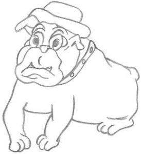 personajes de peppa pig para colorear